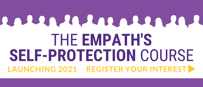 The Empath's Self-Protection Course   Key for Change
