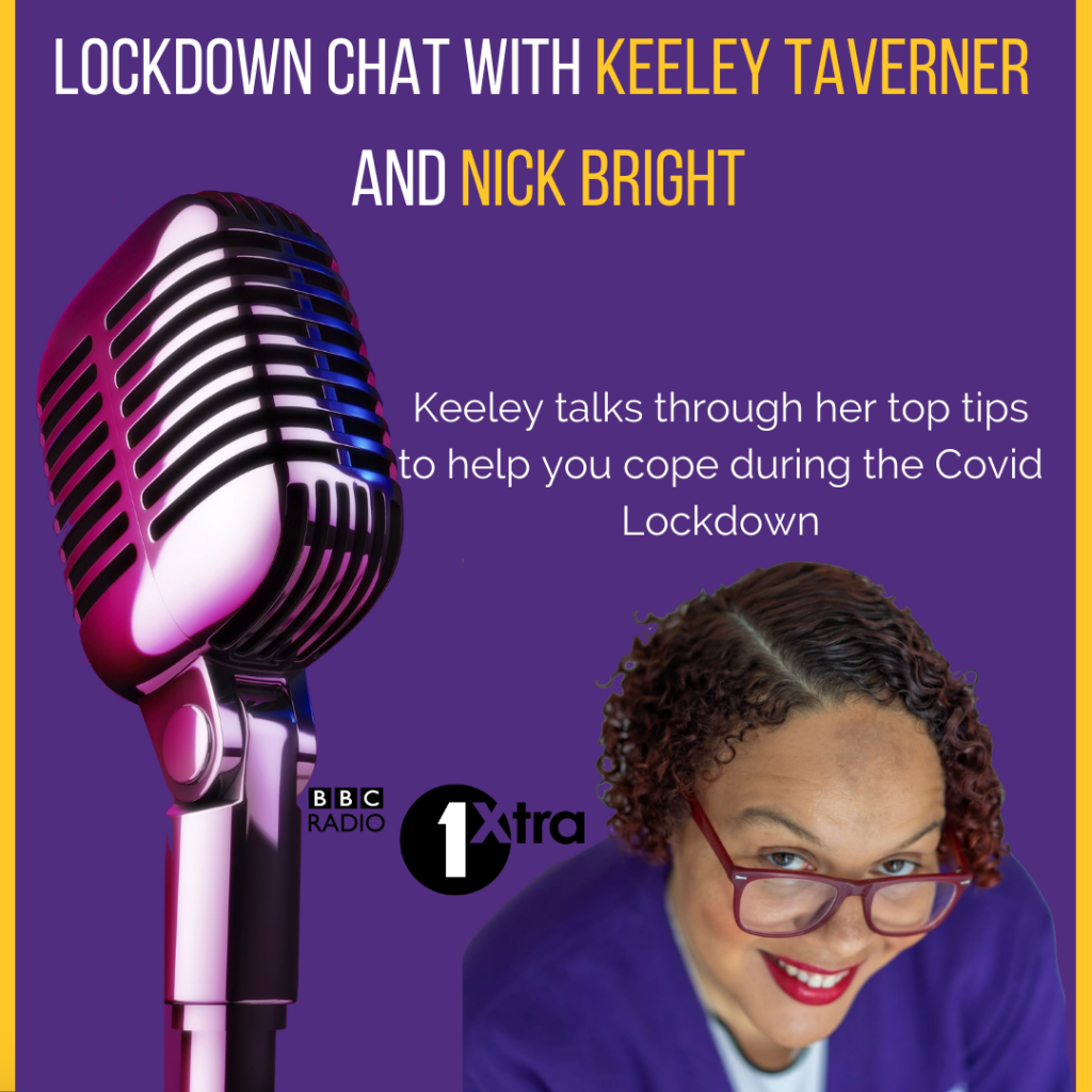 BBC 1Xtra with Keeley Taverner
